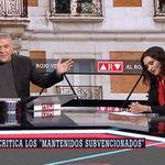 La pulla de Ayuso a Ferreras que deja esta llamativa escena: ella frustrada y él