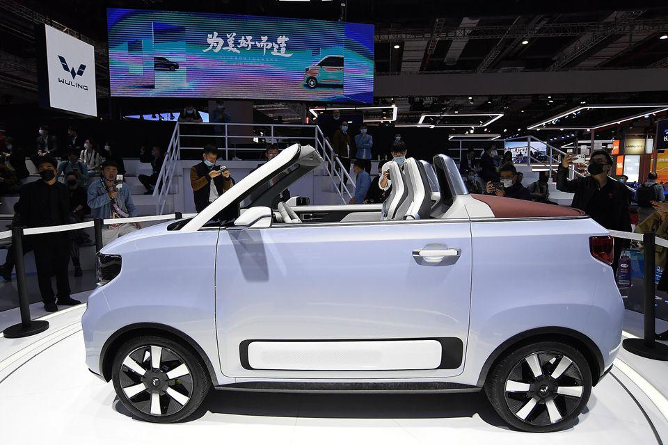 GM micro-convertible