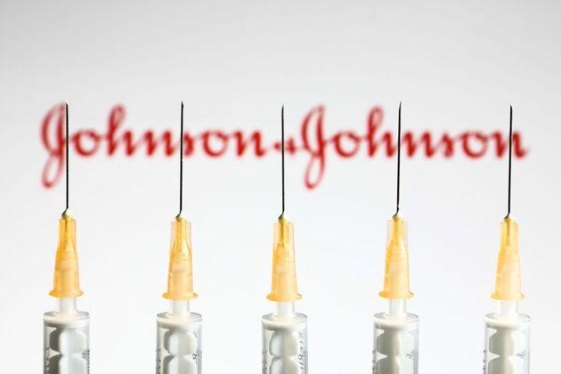 Viales de la vacuna de Janssen, propiedad de