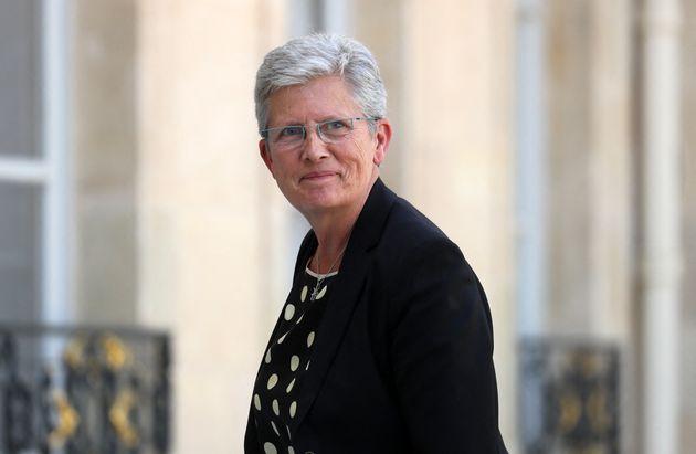 Geneviève Darrieussecq, ministre en charge de la Mémoire et des Anciens Combattants. (Ludovic...
