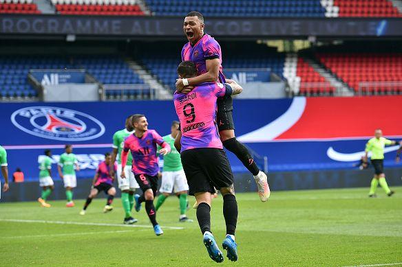 L'équipe du Paris Saint-Germain ne fera pas partie de la
