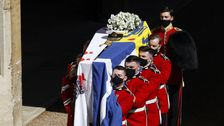 Prince Philip's Funeral Had 'Eerie' Moments, Royal Family Member Says