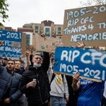 Desbandada en la Superliga: los seis equipos ingleses la abandonan dos días después de