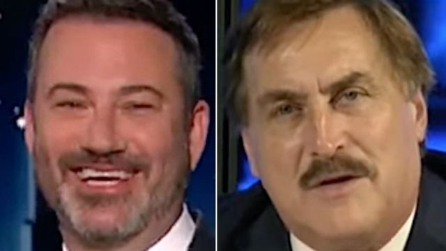Jimmy Kimmel Shows Just How Truly Bizarre MyPillow Guy's Latest Rally Really Was.jpg
