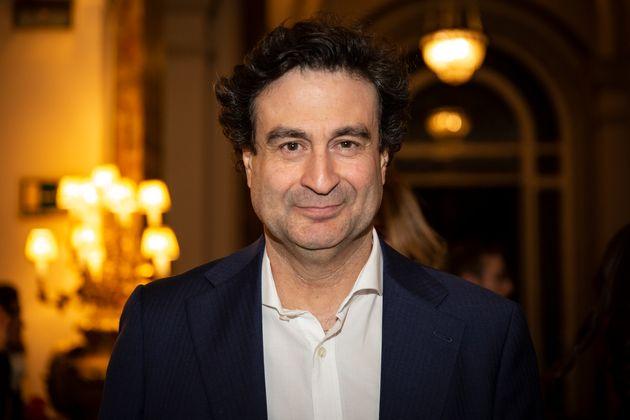 Pepe Rodríguez en la ceremonia de los premios 'Chef of The Year 2019' en marzo de