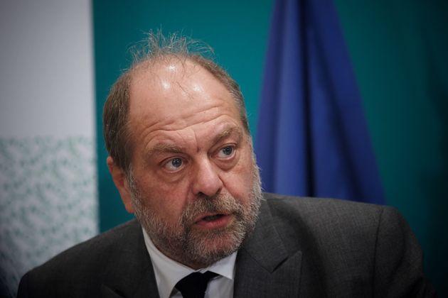 Éric Dupond-Moretti, ministre de la Justice. (Guillaume SOUVANT /