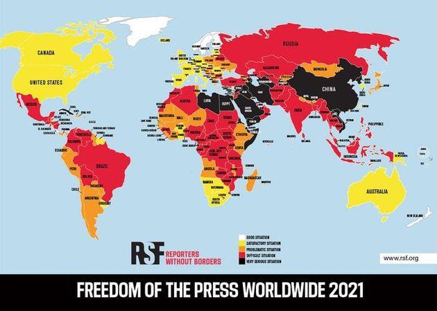 Perché in America Latina la libertà di stampa è