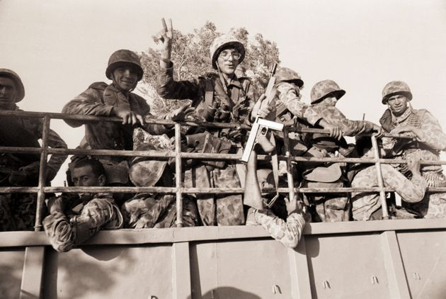 22/7/1974- Όταν οι Τούρκοι πήραν...