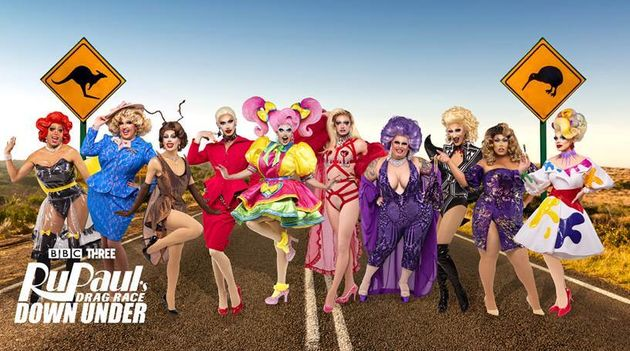 How To Watch RuPauls Drag Race Down Under In The UK