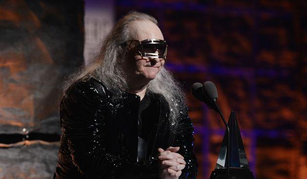 Jim Steinman, ici au mois de juin 2012, figure dans le Songwriters Hall of