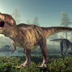Selon cette étude, vous n'auriez pas eu grand chose à craindre d'un T-Rex qui