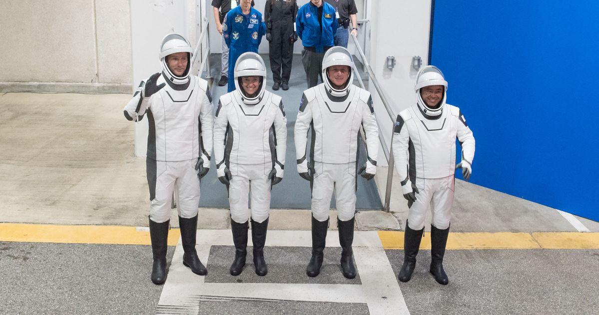 Pourquoi le vol Space X vers l'ISS avec Thomas Pesquet est reporté