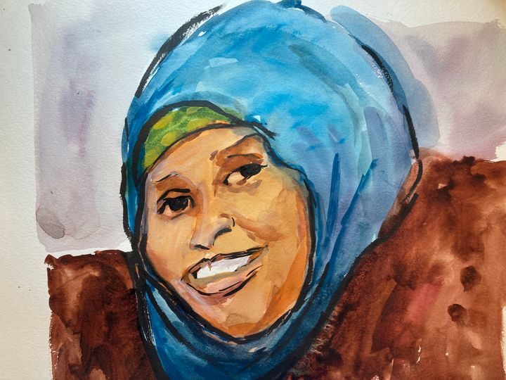 Maryam Ismail was killed by her husband in April 2020.
