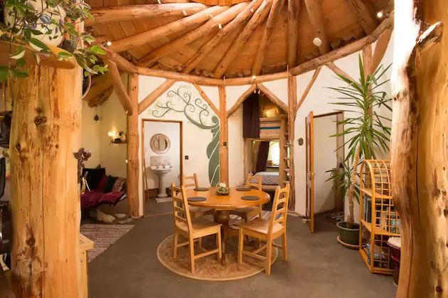 10 Of The UK's Most Eco-Friendly Airbnbs For A Summer Getaway