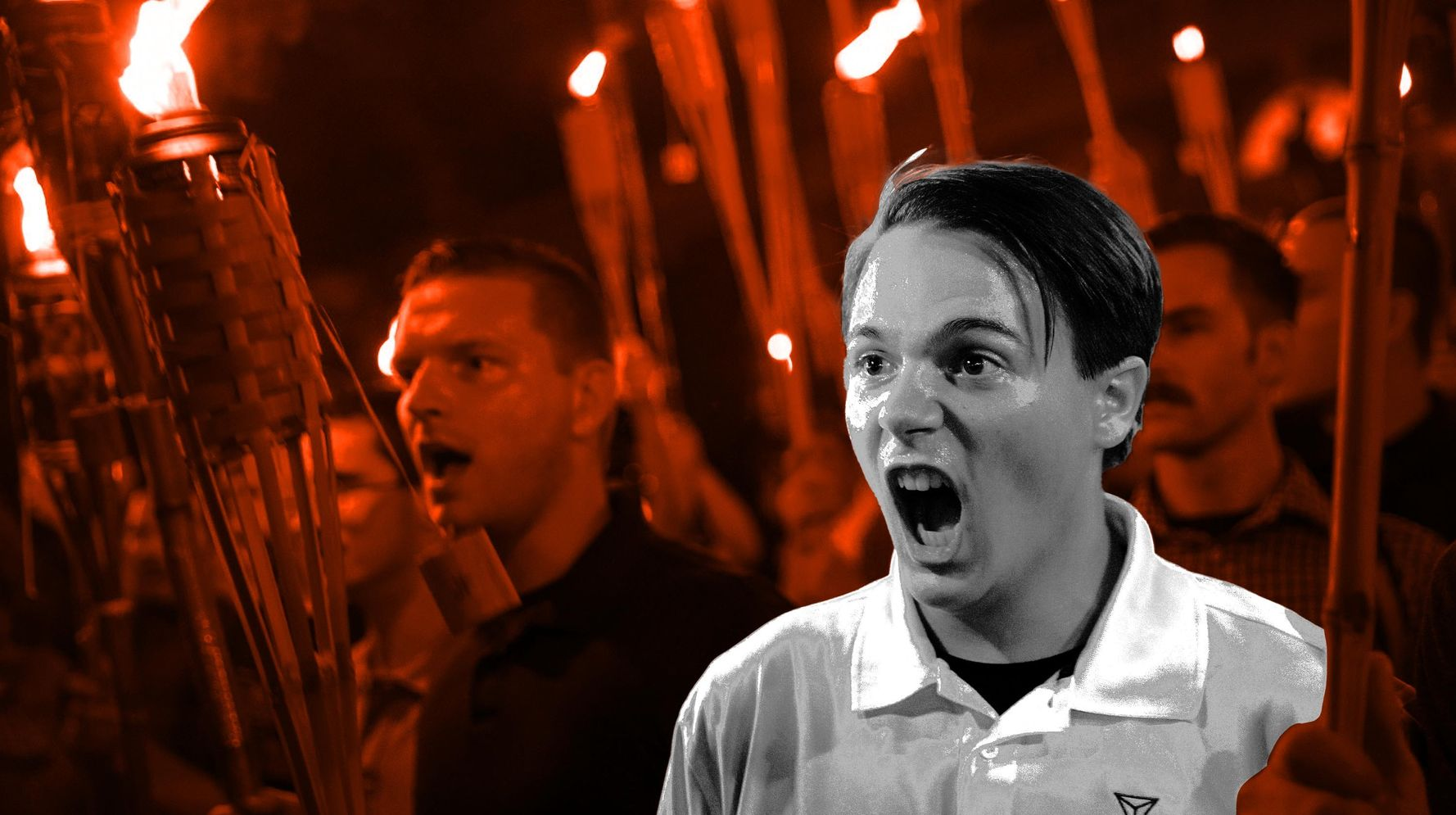 The Fascist Face Of Charlottesville Joined The Military. Then He Got Kicked Out.