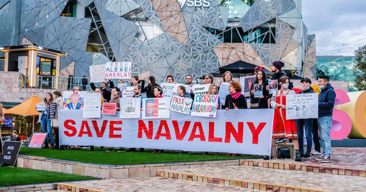 """L'Onu a Putin: """"Navalny è in pericolo di vita, va curato all'estero"""""""