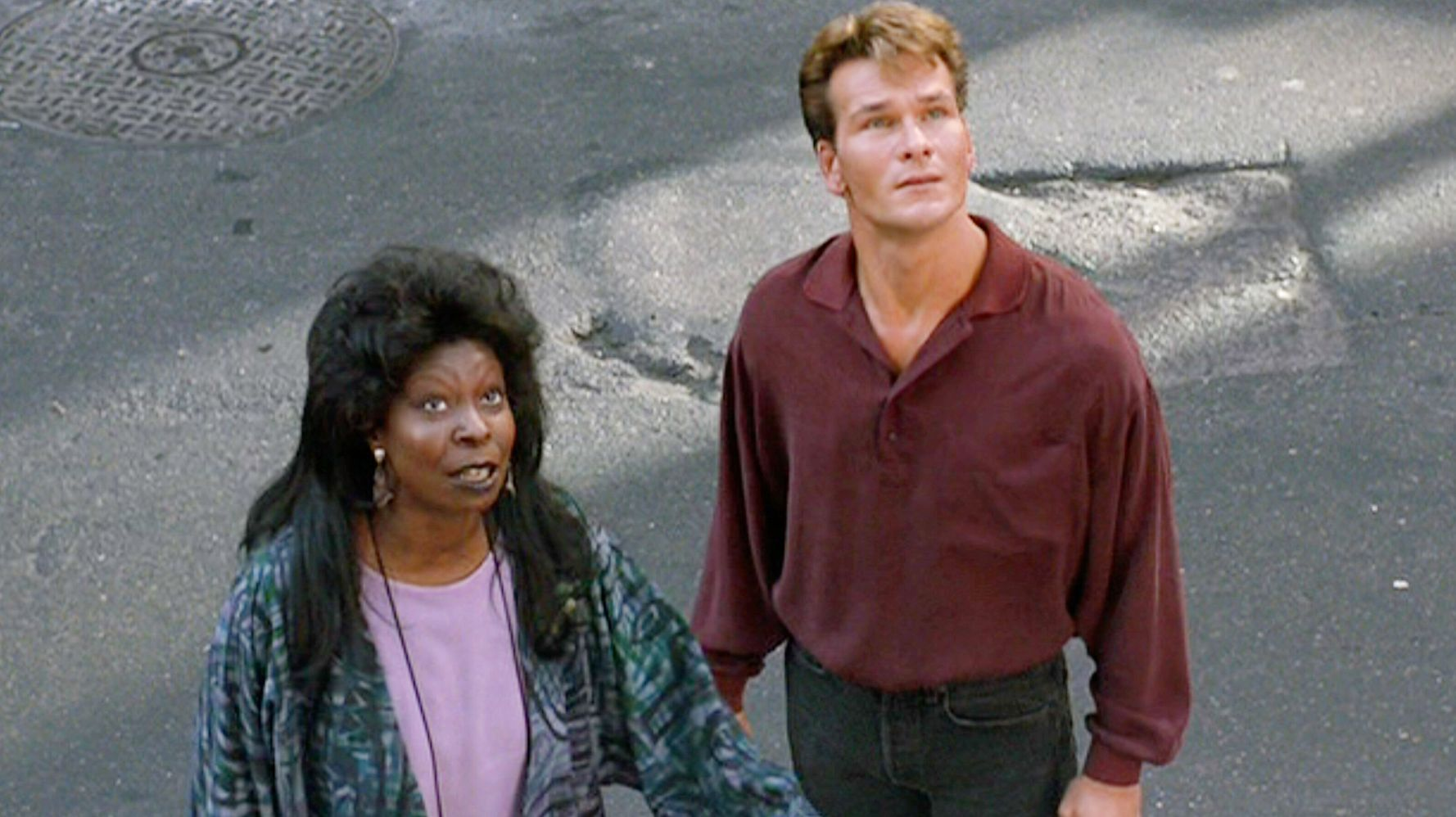 Whoopi Goldberg Reveals Patrick Swayze Fought For Her To Get Iconic 'Ghost' Role - HuffPost