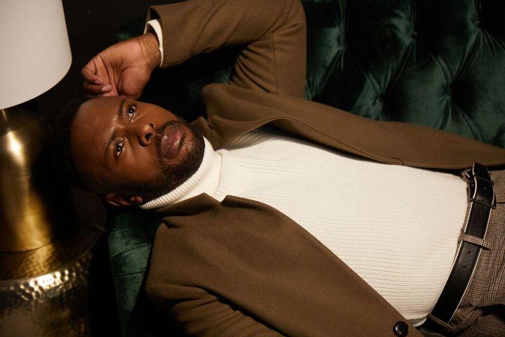 "J. Breckenridge's debut album, ""Monotony,"" will be released in May."