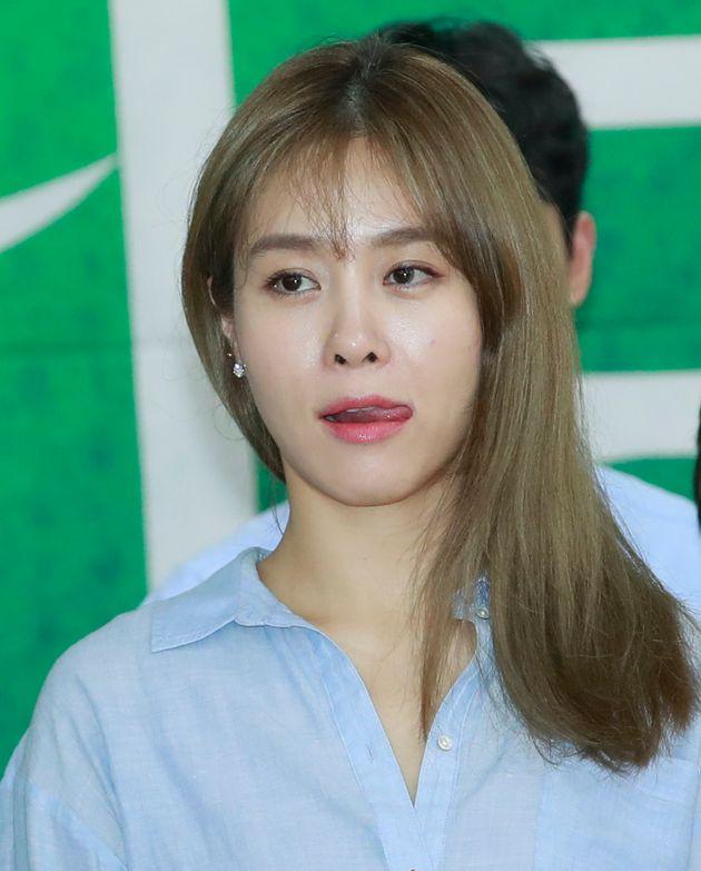 그룹 핑클 출신 뮤지컬 배우