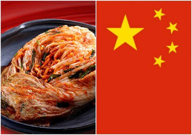 중국 관영매체가 한국에서 중국산 김치 수요 급증한 건 뛰어난 품질 때문이라고