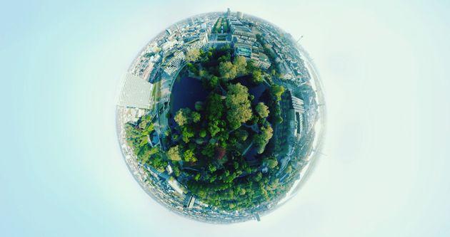 Πλανήτης Γη: Tο διαστημόπλοιο της