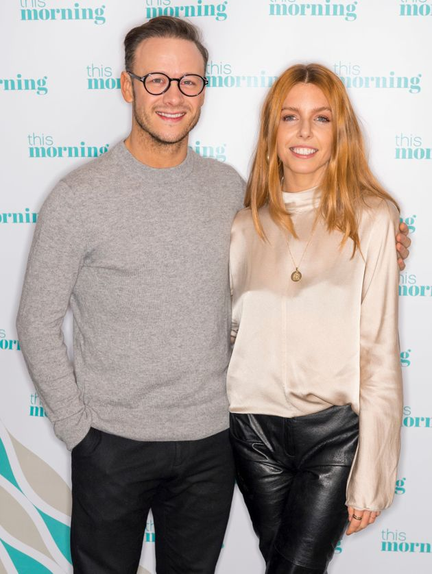 Kevin Clifton and Stacey