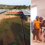 Uganda, apre il Centro pediatrico di Emergency progettato da Renzo