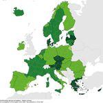 ECDC: Καταπράσινη η Ελλάδα σε δείκτη θετικότητας και τεστ