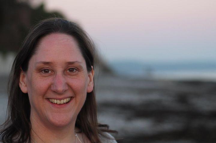 Carolyn Nicholls, now 47, from Nottingham.