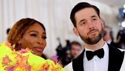 Alexis Ohanian Says Most People Know Him As 'Serena's Husband,' And That's