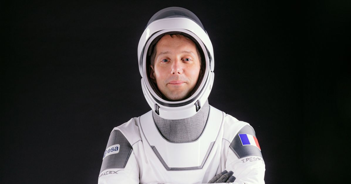 Suivez le départ de Thomas Pesquet pour l'ISS en direct
