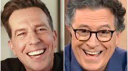 Ed Helms Recalls Odd Advice Stephen Colbert Gave Him On 'Daily