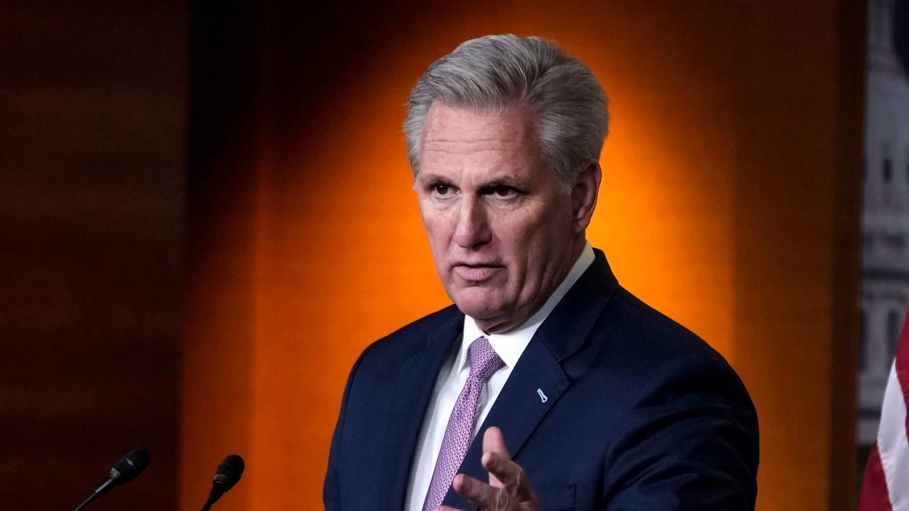 Kevin McCarthy Says Capitol Riot Commission Should Look At Unrelated Riots