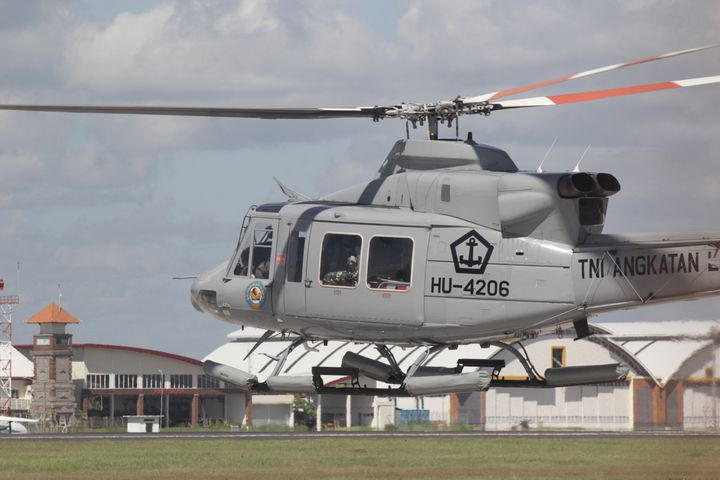 Search and rescue teams are looking for the KRI Nanggala 402, which went missing in the waters off the island of Bali.