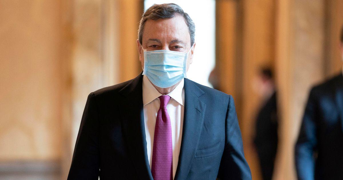 """""""La mia governance e le mie riforme"""". Draghi spiega il Recovery"""