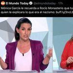Monica García se pasa twitter con su respuesta a este tuit del 'Mundo