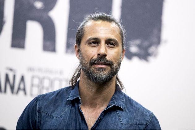 El actor Hugo Silva, en septiembre de