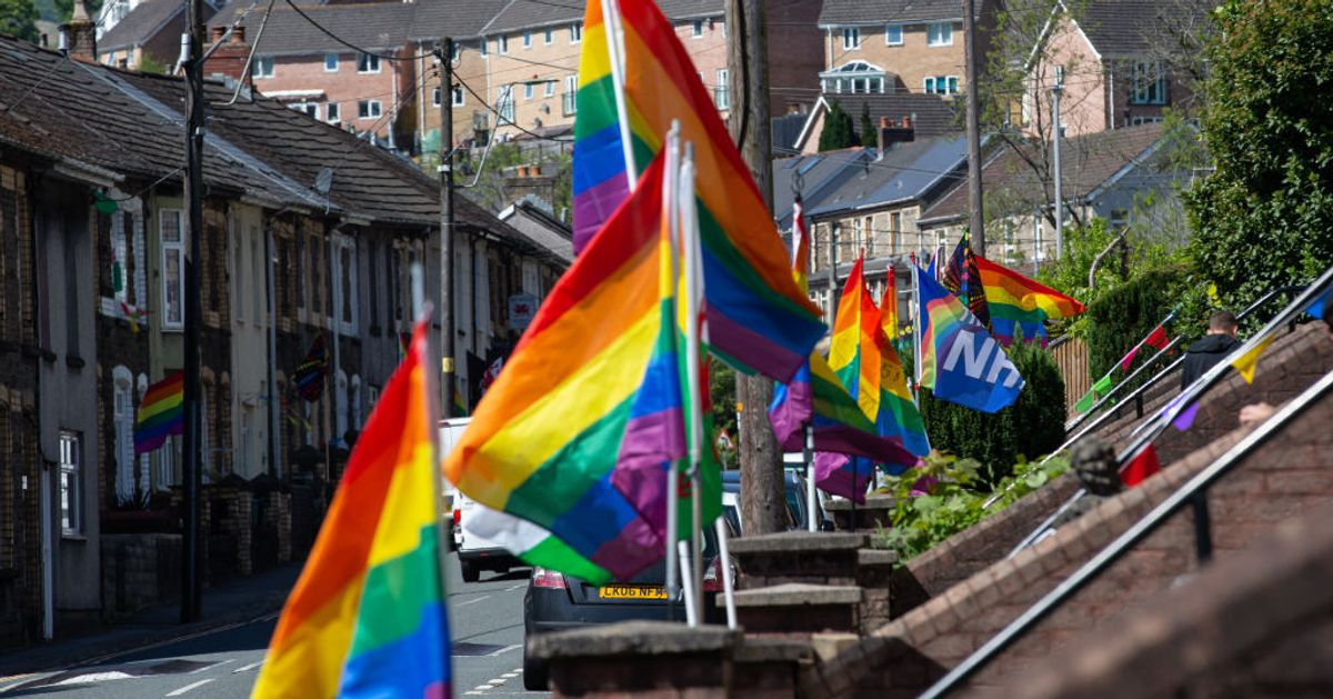 Opinion: The Pandemic Is Easing. Give The 'NHS Rainbow' Back To The LGBT Community