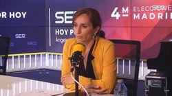 La rotunda reacción de Mónica García contra Monasterio: