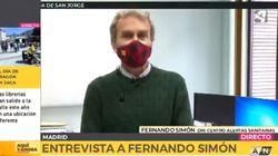 Simón sorprende al revelar su truco para llevar la pandemia: