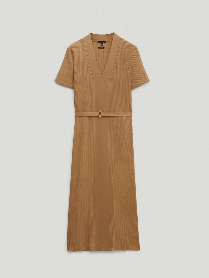 El vestido de Massimo Dutti