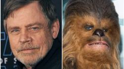 Mark Hamill Reminds Fans What Chewbacca's Fashion Fate Could Have