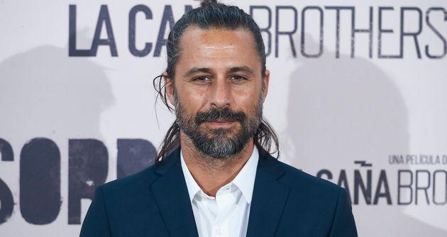 El actor Hugo