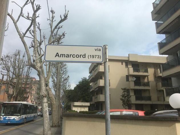 Via Amarcord, a
