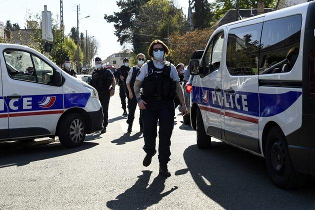 Quatre personnes étaient placés en garde à vue ce samedi 24 avril après l'attaque...