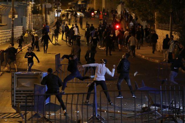 Des affrontements ont lieu depuis plusieurs jours à Jérusalem entre des juifs d'extrême droite, des Palestiniens...
