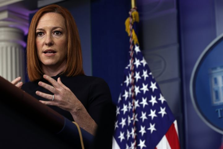 White House press secretary Jen Psaki on Friday said that Biden had not made final decisions about what's going in the econom