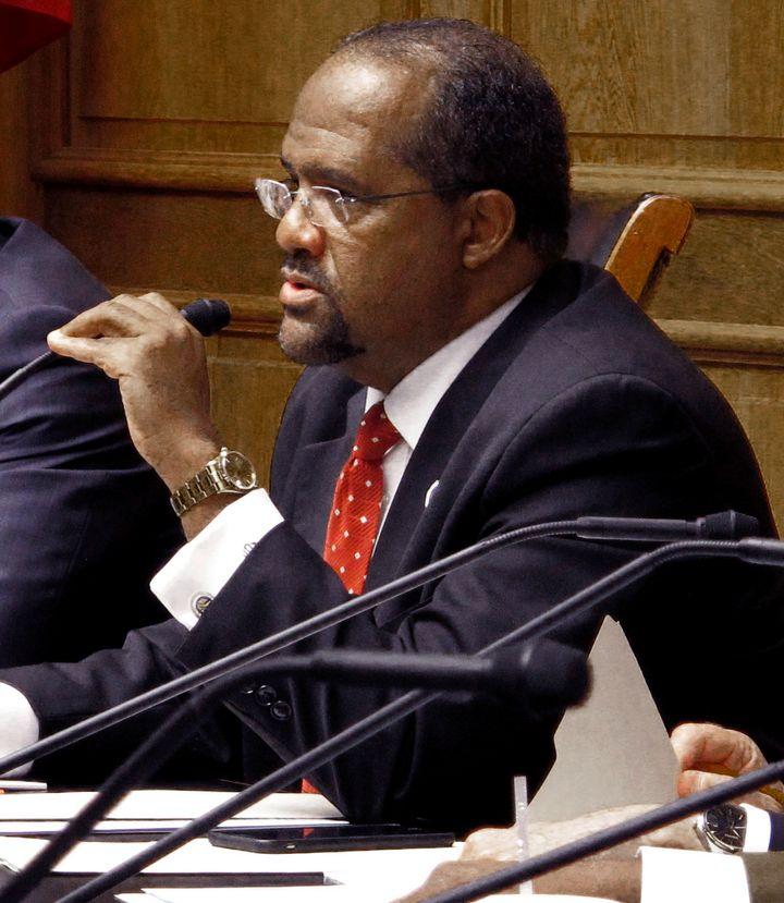 Sen. Troy Carter (AP Photo/Melinda Deslatte, File)