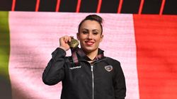 25 Aprile: Vanessa Ferrari, bronzo al ritmo di Bella