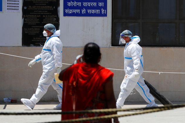 Μεταφορά ιατρικού εξοπλισμού στο Νέο Δελχί